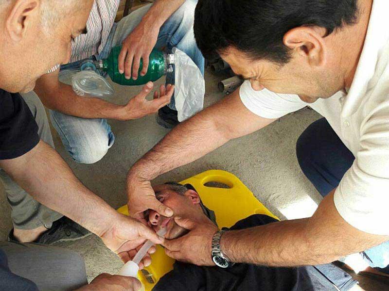 IRRTC First Aid at Work
