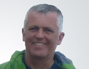 IRRTC Nigel Hinson Associate Trainer and Instructor