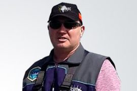IRRTC Tony Eyres Associate Trainer and Instructor