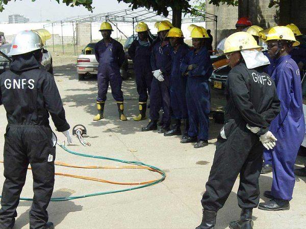 IRRTC Hydraulic tool course Ghana