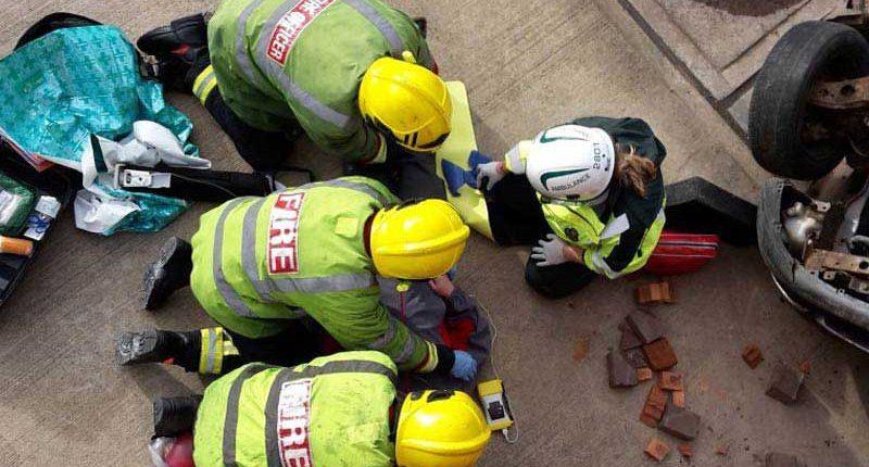 IRRTC Emergency Service Basic Trauma Care