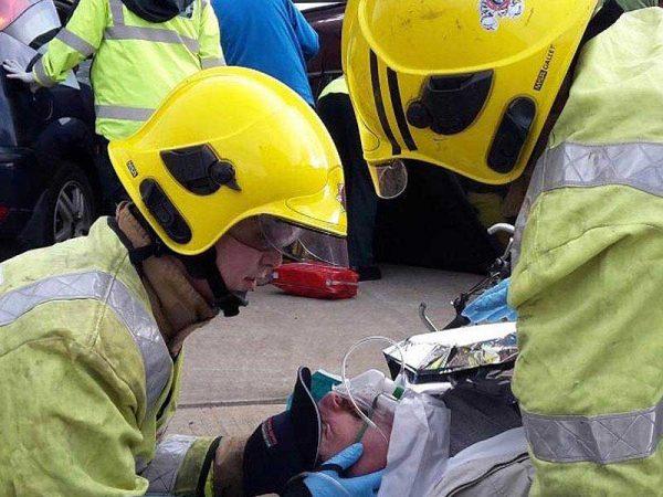 IRRTC emergency service trauma response and care