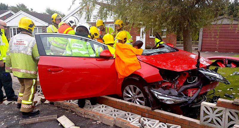 IRRTC Vehicle extrication