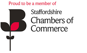 IRRTC member of staffordshire chambers of commerce