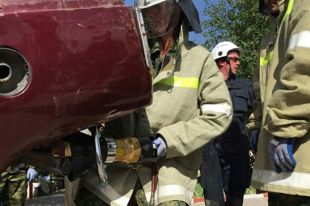 IRRTC specialist rescue responder course