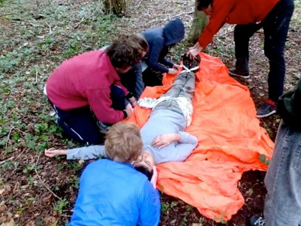 IRRTC remote first aid