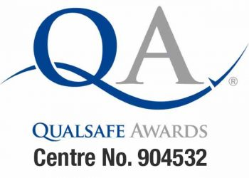 Qualsafe Awards centre number 904532