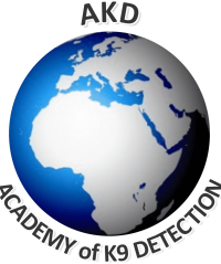 Academy of K9 Detection logo