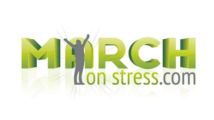 March on Stress logo