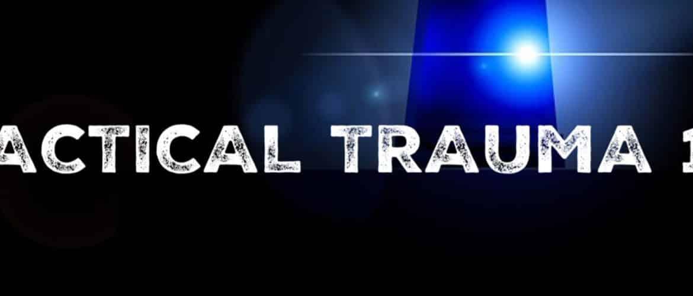 Tactical Trauma 2019 conference logo large