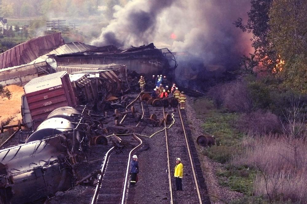IRRTC Passenger Rail rescue Course