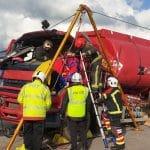 IRRTC Heavy vehicle rescue