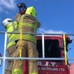 IRRTC Heavy vehicle rescue platform