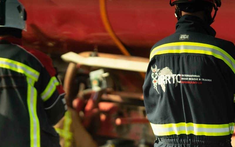 IRRTC Heavy vehicle rescue course