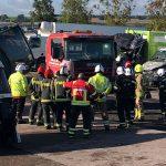 IRRTC Heavy vehicle rescue lorry
